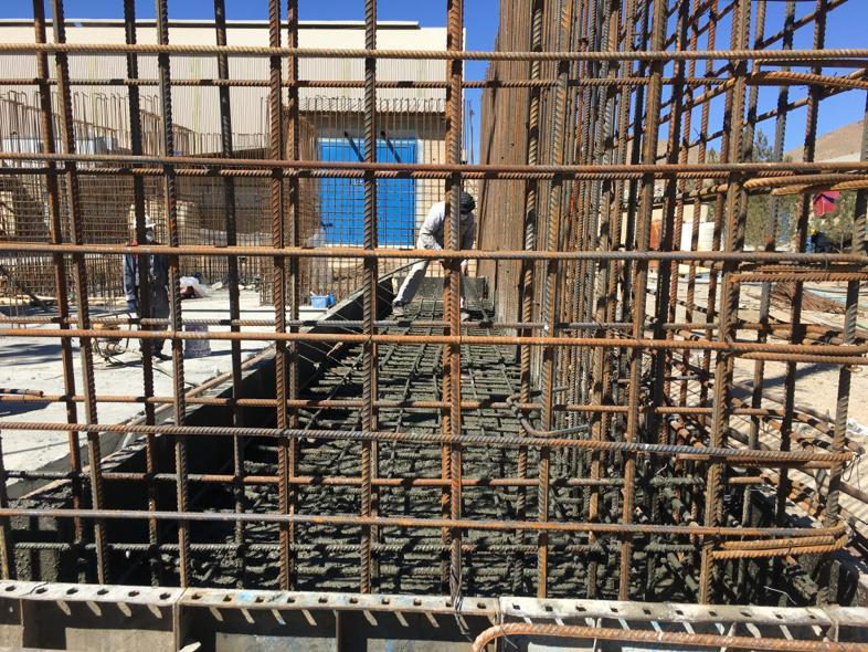 mooteh gold mine -supervision of gold vault & Fuel storage